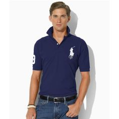 Welcome to our Ralph Lauren Outlet online store. Ralph Lauren Mens Big Pony Polo T Shirts rl0242 on Sale. Find the best price on Ralph Lauren Polo.