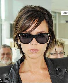 Victoria Beckham Hairstyle - Victoria Beckham Hair - Zimbio