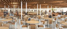 学食プロデュース・運営 新食堂「The University DINING」 千葉商科大学