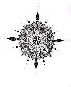 compass mandala tattoo - Yahoo Image Search Results
