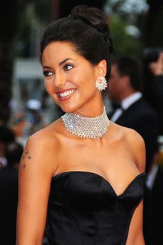 Uruguayan actress Barbara Mori is one of the most striking women in the telenovela business (Credit: Getty Images / Source: Gallery Images)