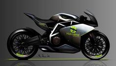Design Sketch : Husqvarna H 1001