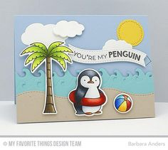 You're My Penguin by Bar - Cards and Paper Crafts at Splitcoaststampers