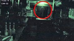 'Ghost' caught on camera in haunted pub