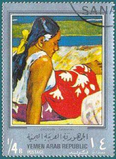 Yeman Republic (1968) Gauguin