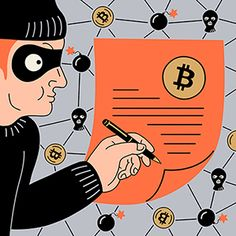 What Criminals May Gain from the Next Evolution of Bitcoin | MIT Technology 8/13/15