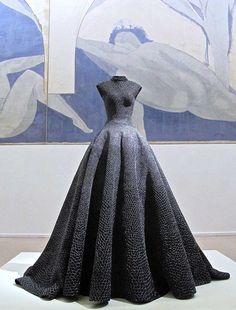 """#vintage Azzedine Alaia """"it's like a totally important designer"""""""