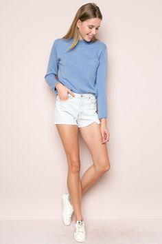 Brandy ♥ Melville   Bennett Turtleneck Sweater - Sweaters - Clothing