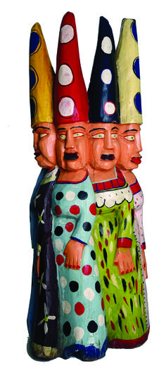 Diomar das Véias. 100x33x33 c