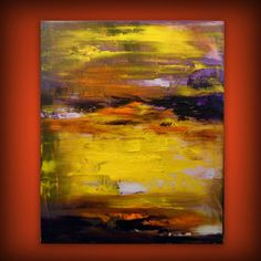 art original painting weathered wood abstract earth by mattsart, $349.00