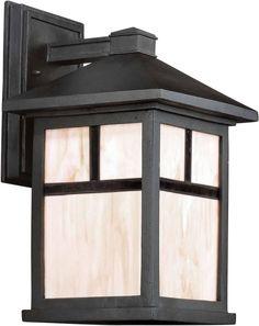 1 Light Wall Lantern