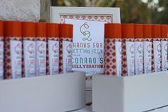 """Kate Landers Events, LLC: {Stylish Guest Party Feature} A """"Sillybration"""" Green & Orange Boy's Second Birthday"""