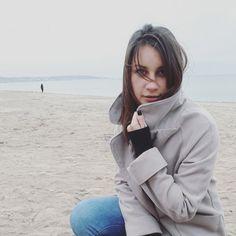 girl on the sea #photo #photography #Ukraine #Odessa #sea #instagirl https://www.instagram.com/tatiankakorin/