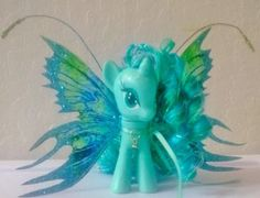 OOAK Custom My Little Pony G4 Friendship is Magic FiM MLP Mirabelle Fairy