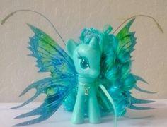 OOAK Custom My Little Pony G4 Friendship is Magic FiM MLP Mirabelle Fairy