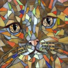 mosaic cat - - Yahoo Image Search Results
