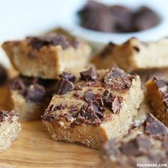 5 ingredient nut butter fudge by Food Babe ( Healthy Dessert Recipes, Healthy Desserts, Just Desserts, Paleo Treats, Paleo Recipes, Paleo Dessert, Detox Recipes, Frozen Desserts, Ketogenic Recipes