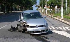 CONEXÃO BOMBEIRO : Bombeiro bate carro e é agredido por motociclista ...
