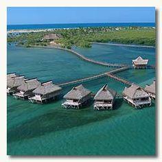 Flamingo Bay Mozambique - Honeymoon Destination