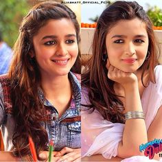"""""""#theowback to one of best looks of Alia in HSKD ❤️ #ThrowbackThursday @aliaabhatt"""""""