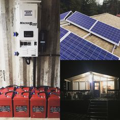 After being powerless for 20+ years, this #cottage in #ParrySound, ON has finally seen the light with an #AVVIA #myPOWER system! #OffGridSolarCabin @hbSolarCanada #RenewableEnergy #Solar #SolarPanels #OffGrid #AVVIARE #Renewables #GreenEnergy #CleanEnergy #Sustainable #Sustainability #SustainableEnergy #SolarCottage
