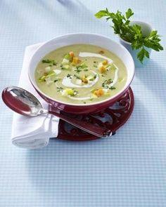 Grünkern-Gemüse-Suppe :)