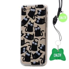 iPhone 7 Case, CKCY Funny Cute Googly Moving Eyes Series Back Case Slim Fit for Apple iPhone 7 (2016) (Cat). All products are exclusively sold and distributed by CKCY (TM), we never authorize any third party sell our product .Please make sure you buy the case from CKCY. This case is a handmade products, Different factory quality and workmanship are not the same. We guarantee quality. Only Compatible with Apple iPhone 7 (2016) 4.7 inch screen. Especial process eye can move freely in the…