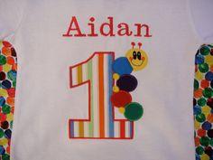 Baby Einstein Birthday Shirt
