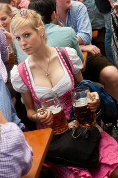 It's that time of the year. Oktoberfest!
