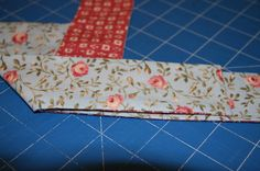 When I first showed a picture of my thread holder a number of people asked if I had a pattern. I made mine one morning at my stitching morni...