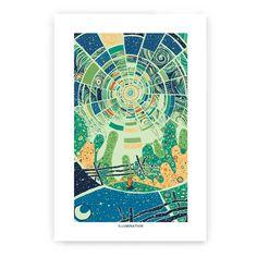 Illumination (Limited Edition Print) – The Prisma Visions Tarot