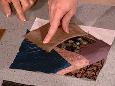 Everything you ever wanted to know about making a crazy quilt!.