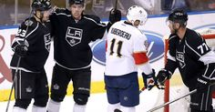 Florida Panthers Get Thumped 6-3 By The Los Angeles Kings #Sport #iNewsPhoto