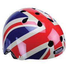 Nutcase Classic Union Jack Helmet - Bike Helmets