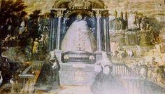 Basilio Santa Cruz Pumacallao. Virgen de la Almudena -