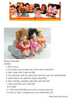10 Beste Afbeeldingen Van Dikke Dames Haken Amigurumi Doll