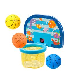 Take a look at this Dunk & Score Tub Set by ALEX on #zulily today!