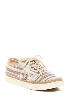 Eyan II Serape Genuine Shearling Lined Sneaker