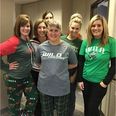 Our team supporting the Minnesota Wild. #dfcadent #dentistry #hockey #mnwild #minnesota