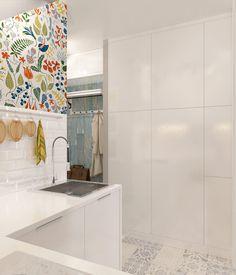 Stile, praticità e funzionalità in soli 25 mq: ecco come arredare piccoli spazi