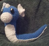 Crochet Fanatic: #147 Dratini