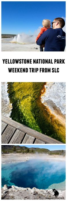 Did you know Yellowstone is only 4.5 hours from SLC?! What?! Here is how to do Yellowstone for a weekend trip!