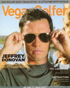 I love Jeffrey Donovan
