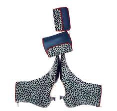 Stefi Talman - Boots, Wallet - Animal Print - Autumn-Winter 2004-05