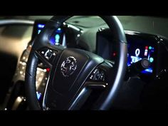 Vauxhall Ampera review and road test   Perrys Motor Sales
