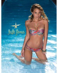 Azulejos del mar bikini top - Badmode