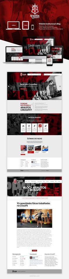 Website: Arautos CrossFit