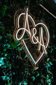 Wedding Monogram - Custom LED Neon Initials sign. Size of sign - 29.5x29.5 inches.The best gift for a wedding or just a perfect decor on your Wedding Day.Just include initials to the form when placing an order and we'll produce a sign within 7 days.Our custom neon LED signs are the perfect touch to light up your wedding party. The initials and surnames can be different, contact us to ask. Use a Neon Sign to take beautiful pictures at your wedding! They are cold, safe, silent, low voltage and don Wedding Initials, Monogram Wedding, Wedding Monograms, Wedding Letters, Neon Symbol, Custom Neon Signs, Diy Neon Sign, Sign Lighting, Neon Light Signs