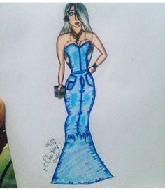 #look #Modafeminina #Croqui  #Desenhos #Pinterest #Ficoutop