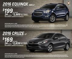 (1) Red Lion Chevy (@chevy993  LEASE SPECIALS FOR MAY.